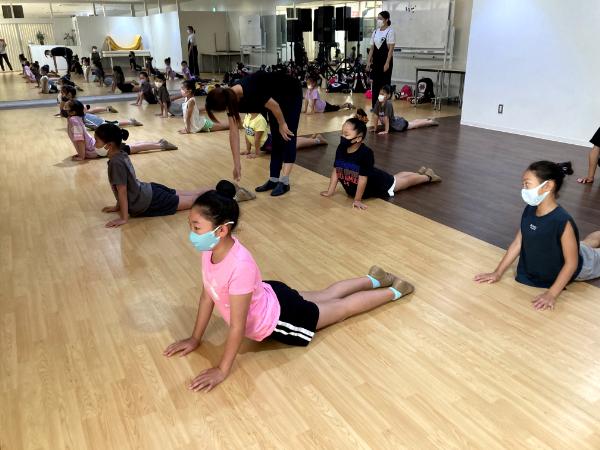 【8月22日】One Day Program for Cheerleader~クラシックバレエ~開催のご案内