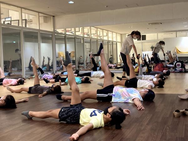【9月20日】One Day Program for Cheerleader~クラシックバレエ~開催のご案内